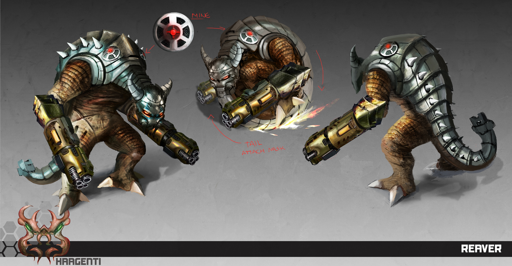 Reaver Concept