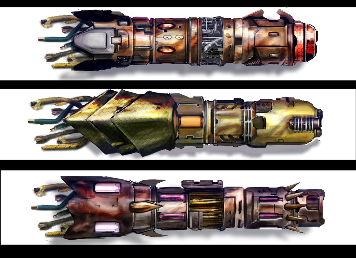Reaver WeaponsNew