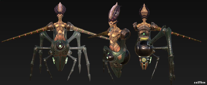 enchantress rts game fps shooter