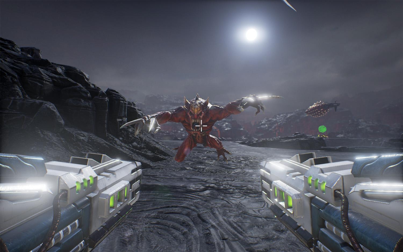 fps hybrid online multiplayer 2