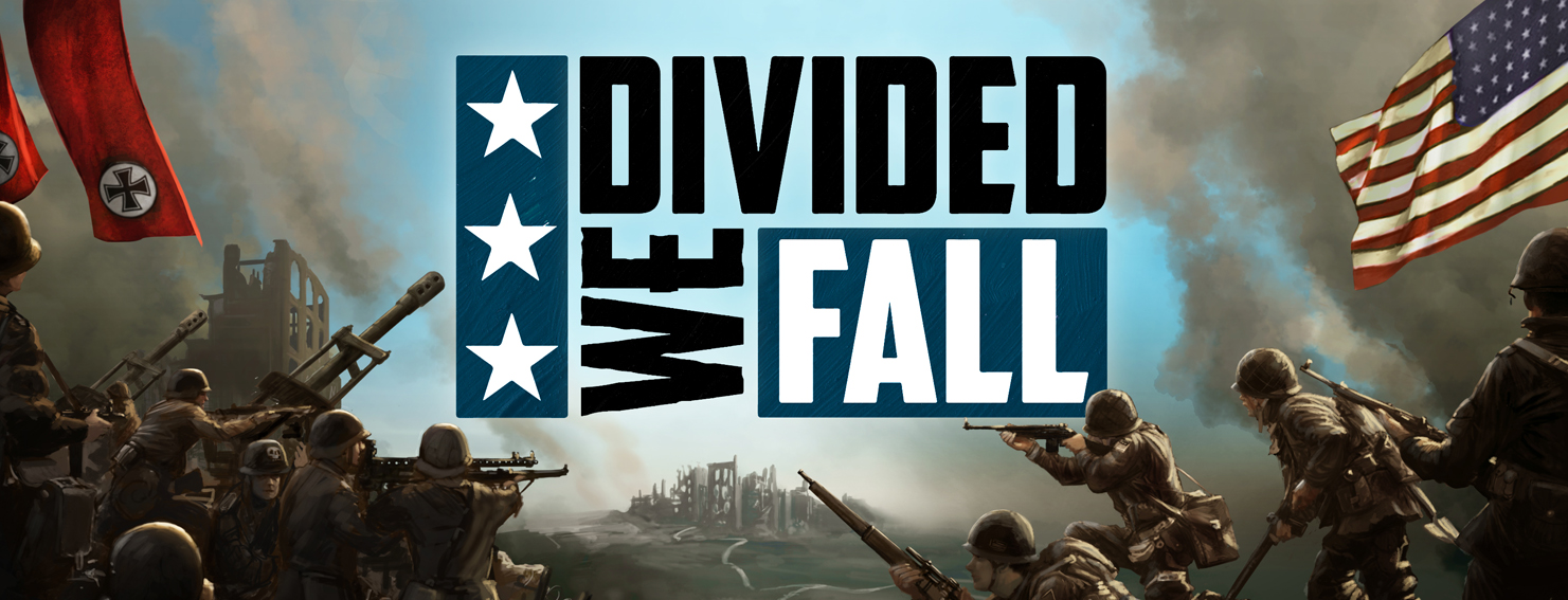 Promo banner Divided We Fall