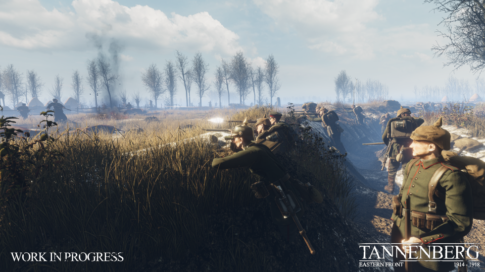 screenshots tannenberg poland 10