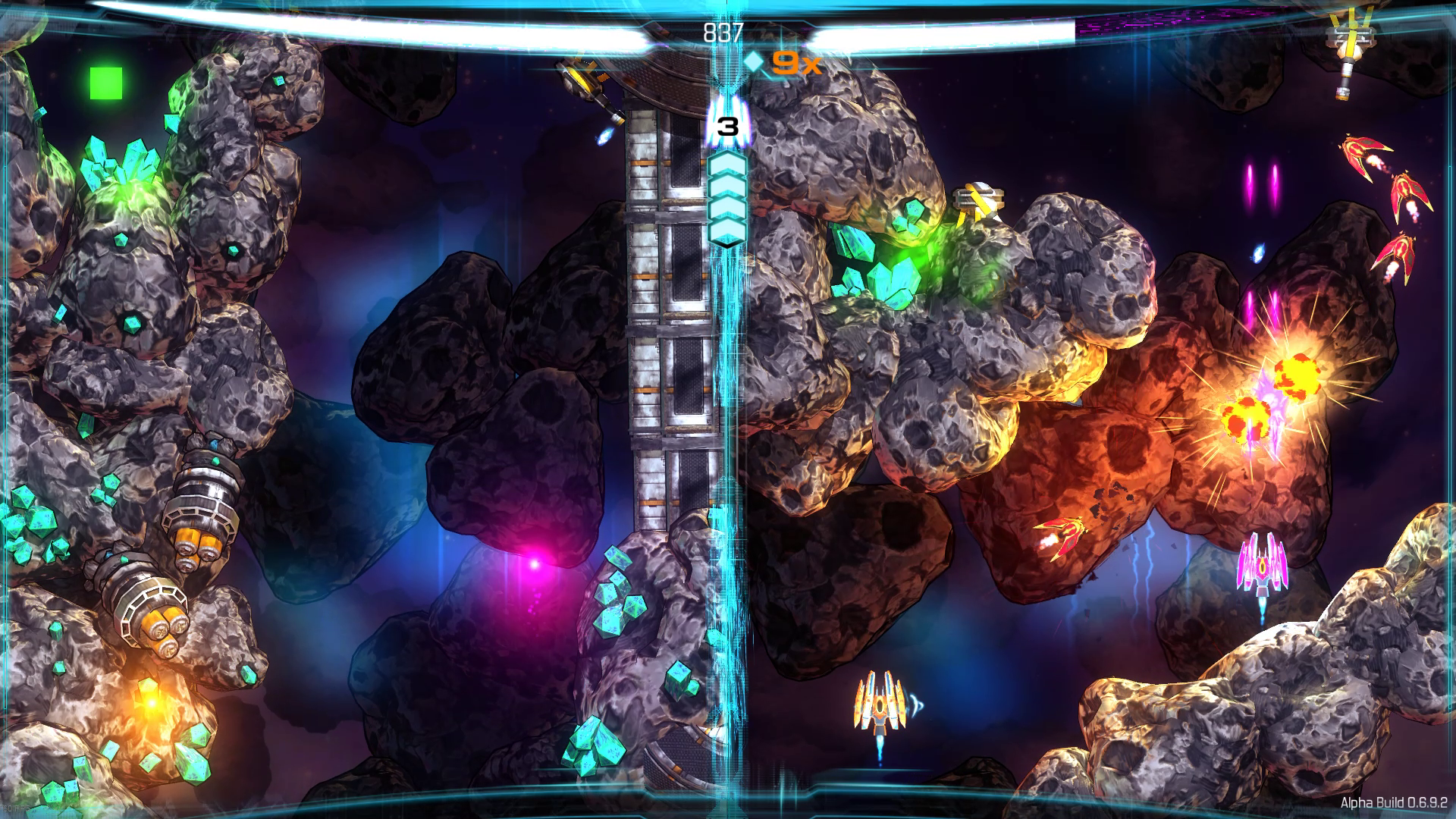 dimension drive screenshot 2play