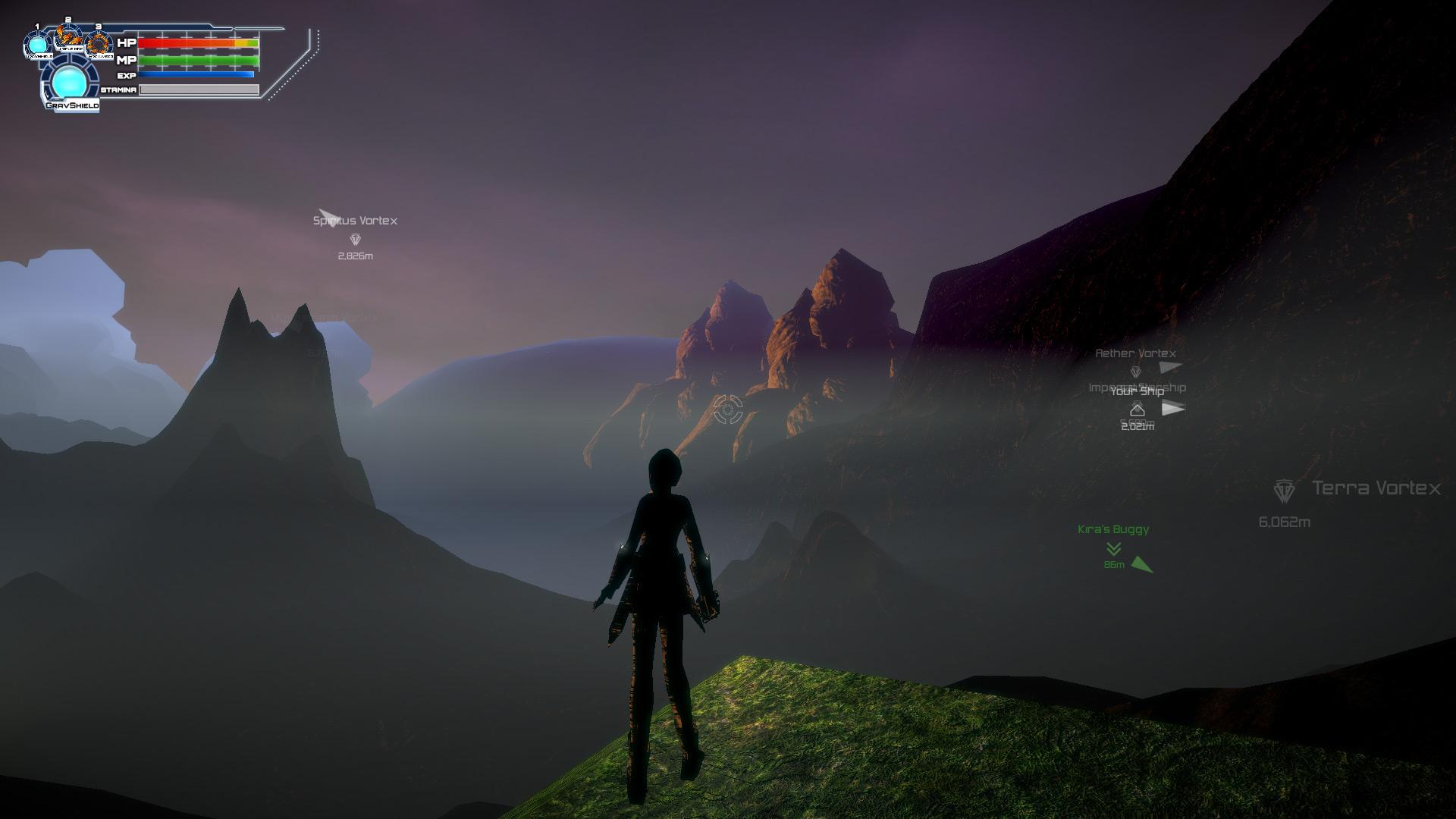 arcana kira alpha7 screenshot 04