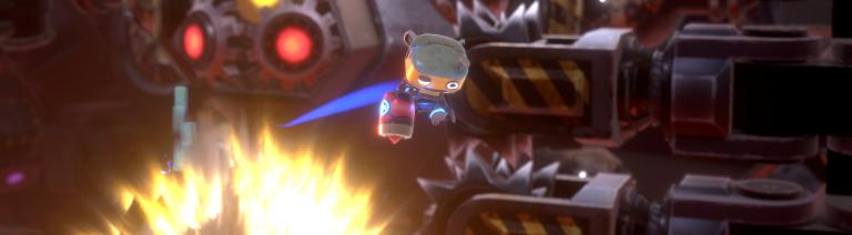 Weldon escaping ReCyclops