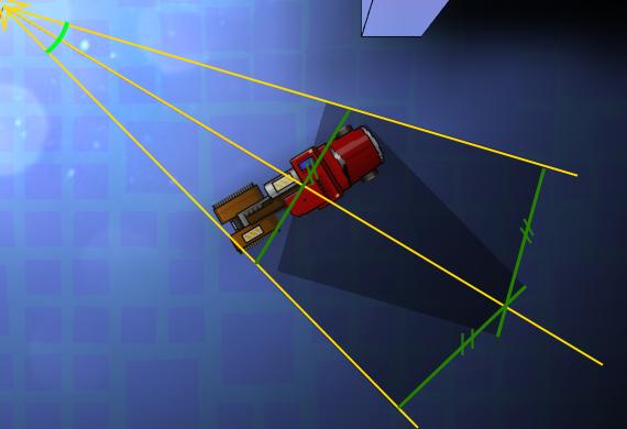 DynamicShadow 2 sprites