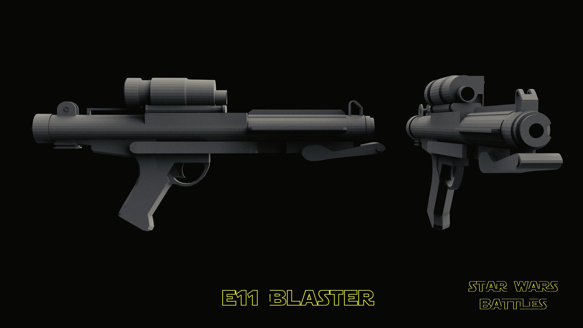E11 render