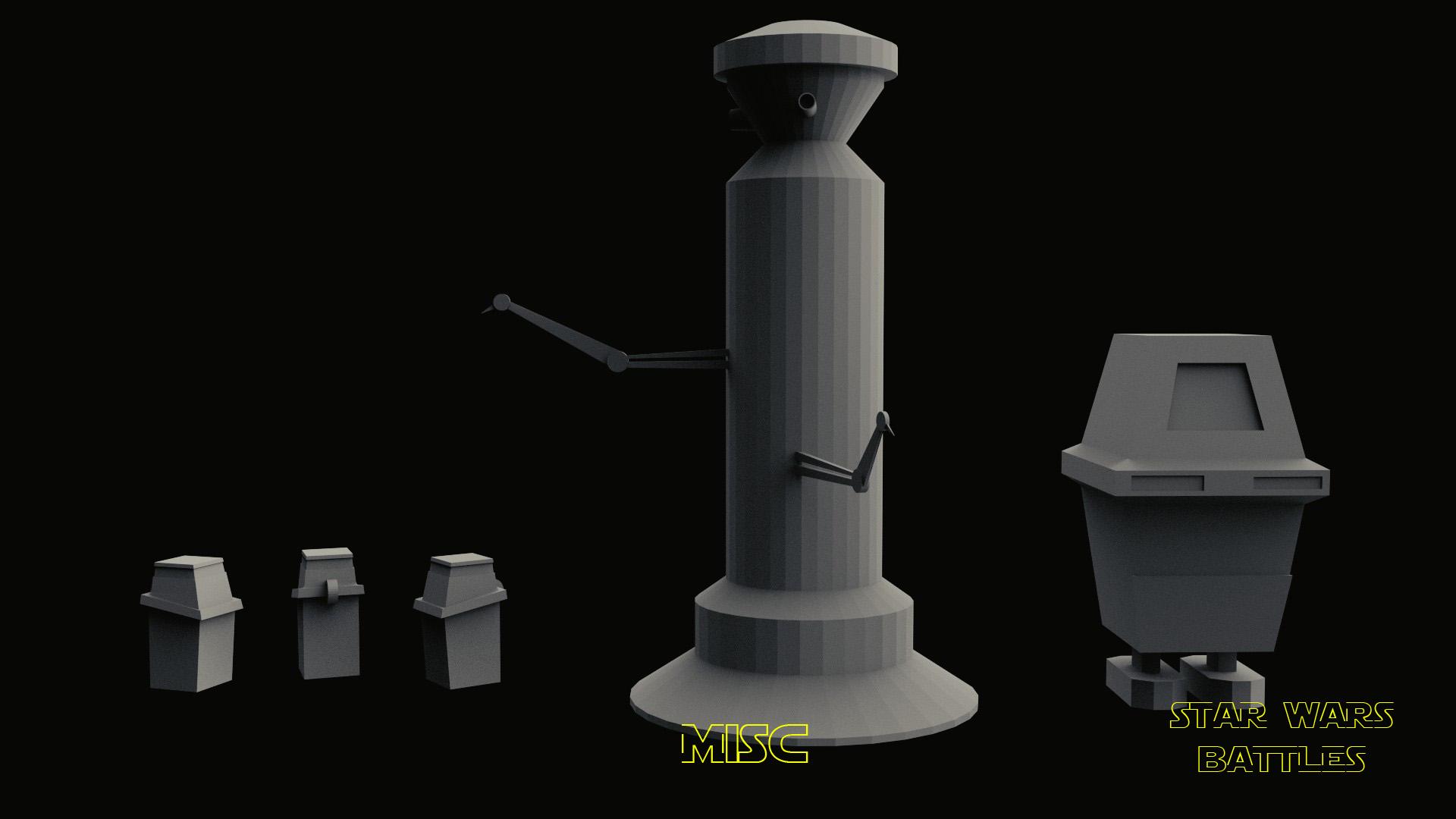 Msic render