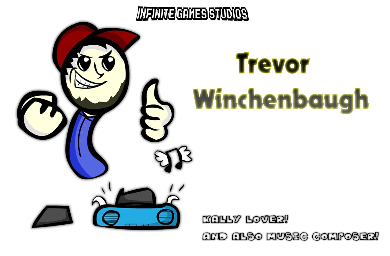 InfiniteGamesTeam Trevor