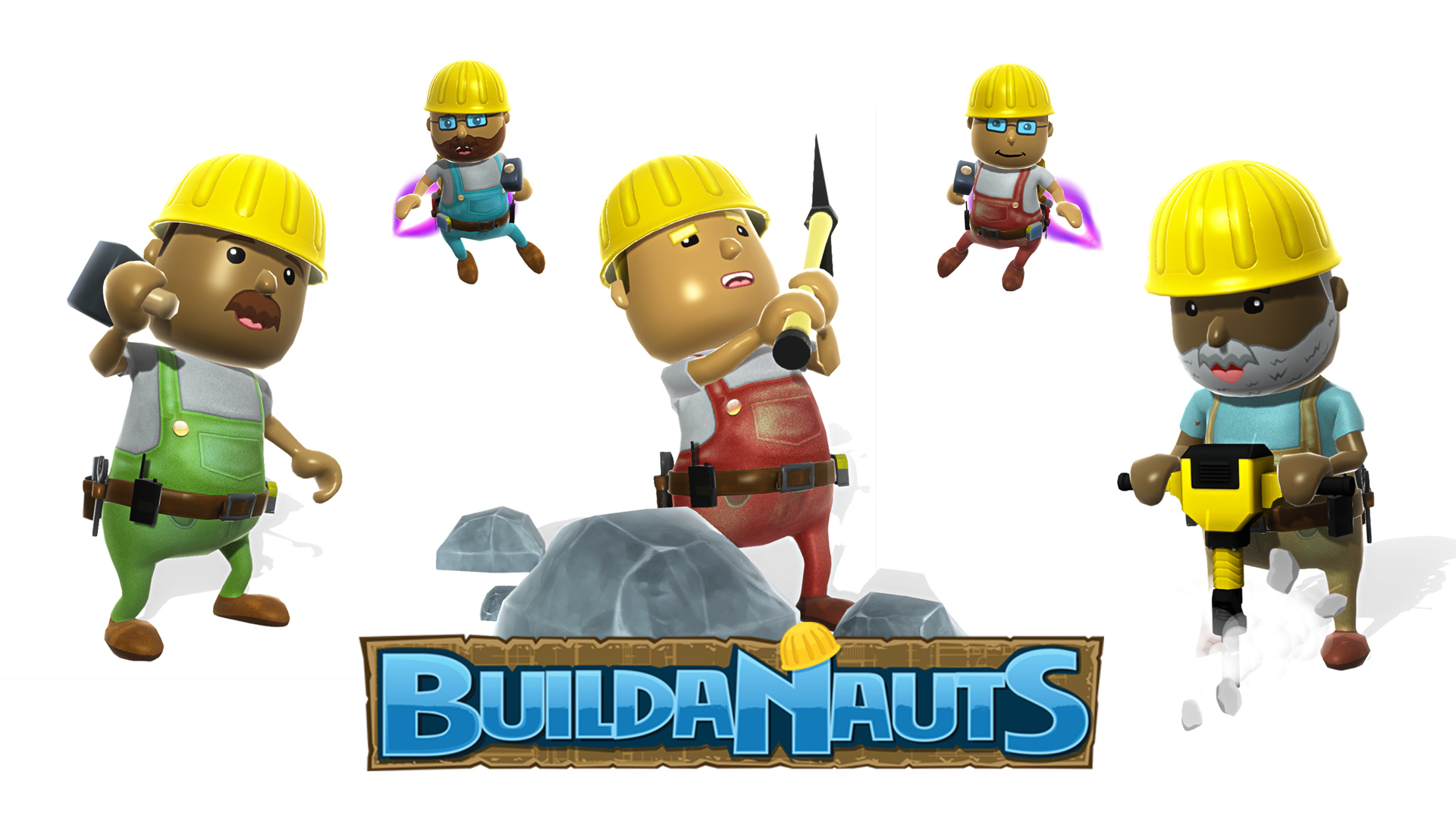 BuildanautsCharacters