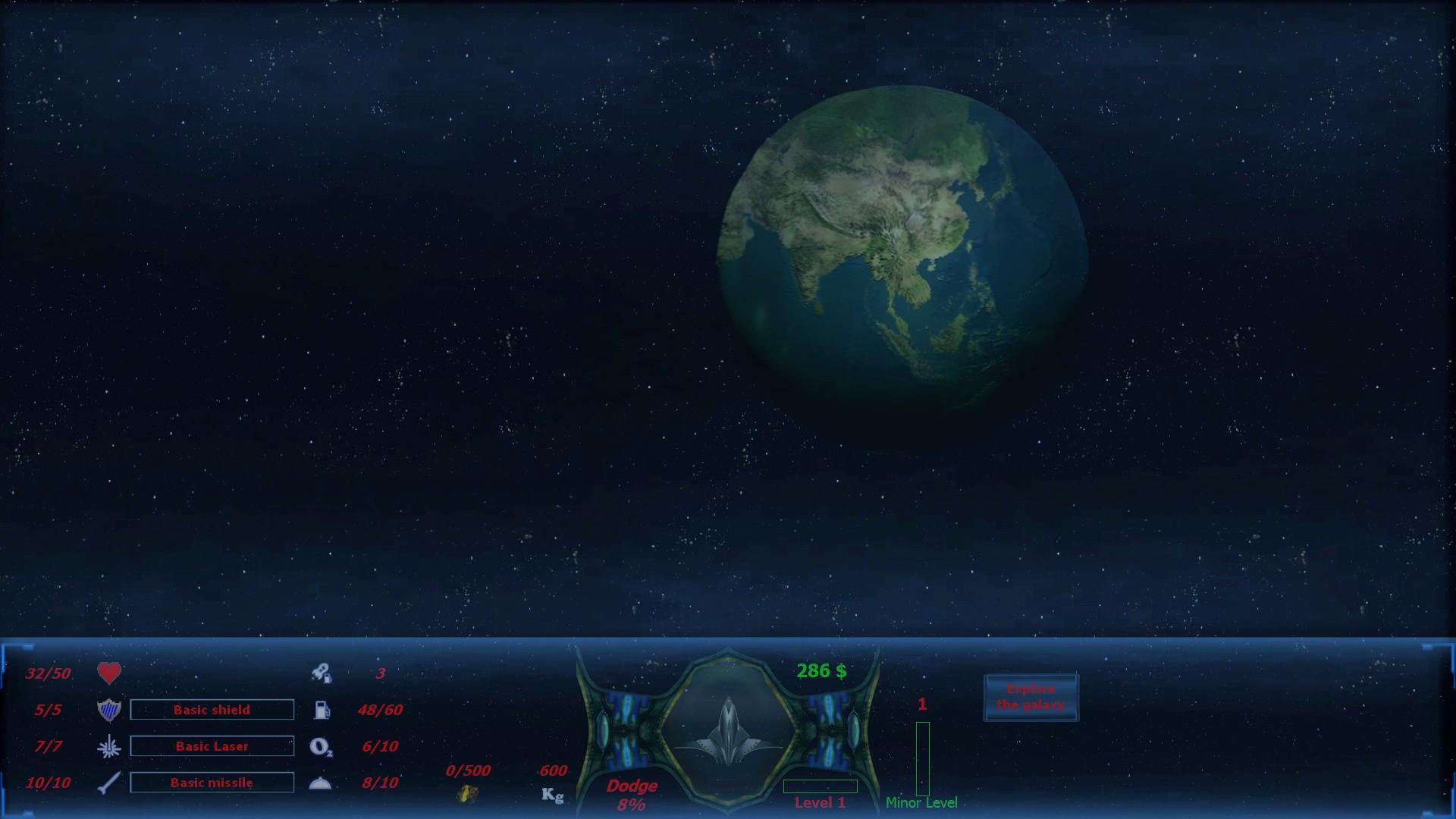 colonized planet