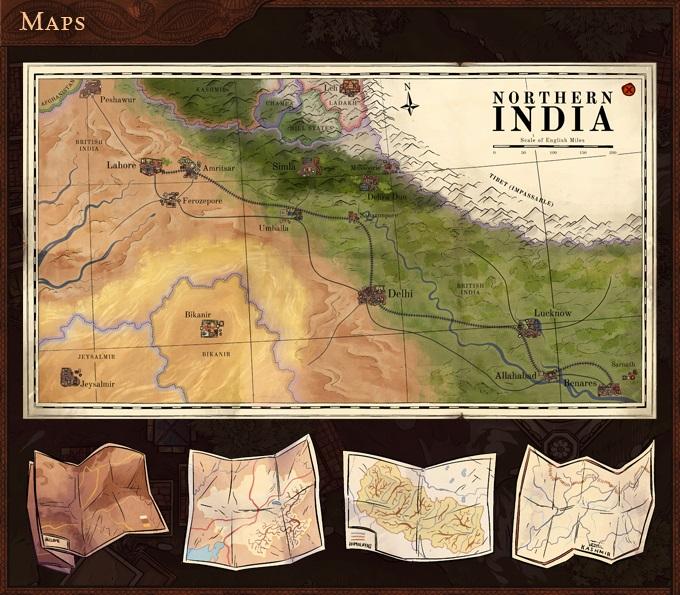 Kickstarter maps v2