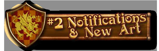 RecentUpdates NotificationsNewAr