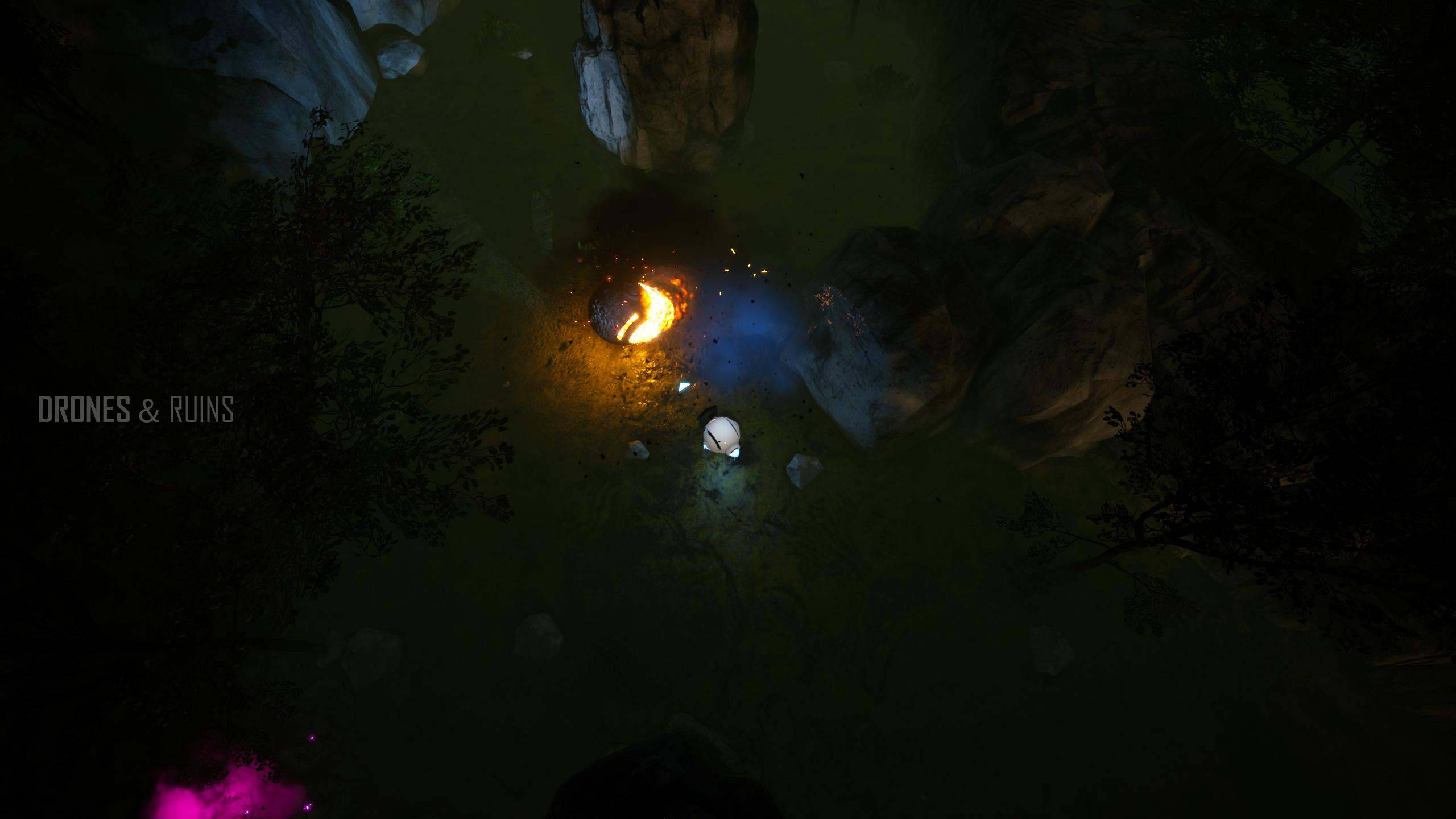 DronesRuins Screenshot 12