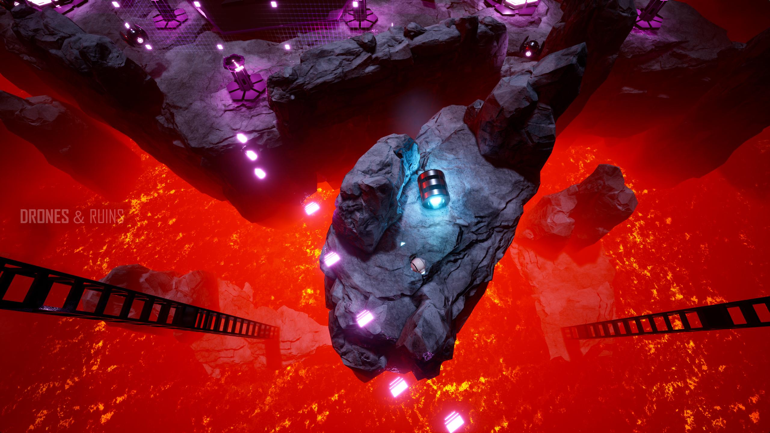 DronesRuins Screenshot 9