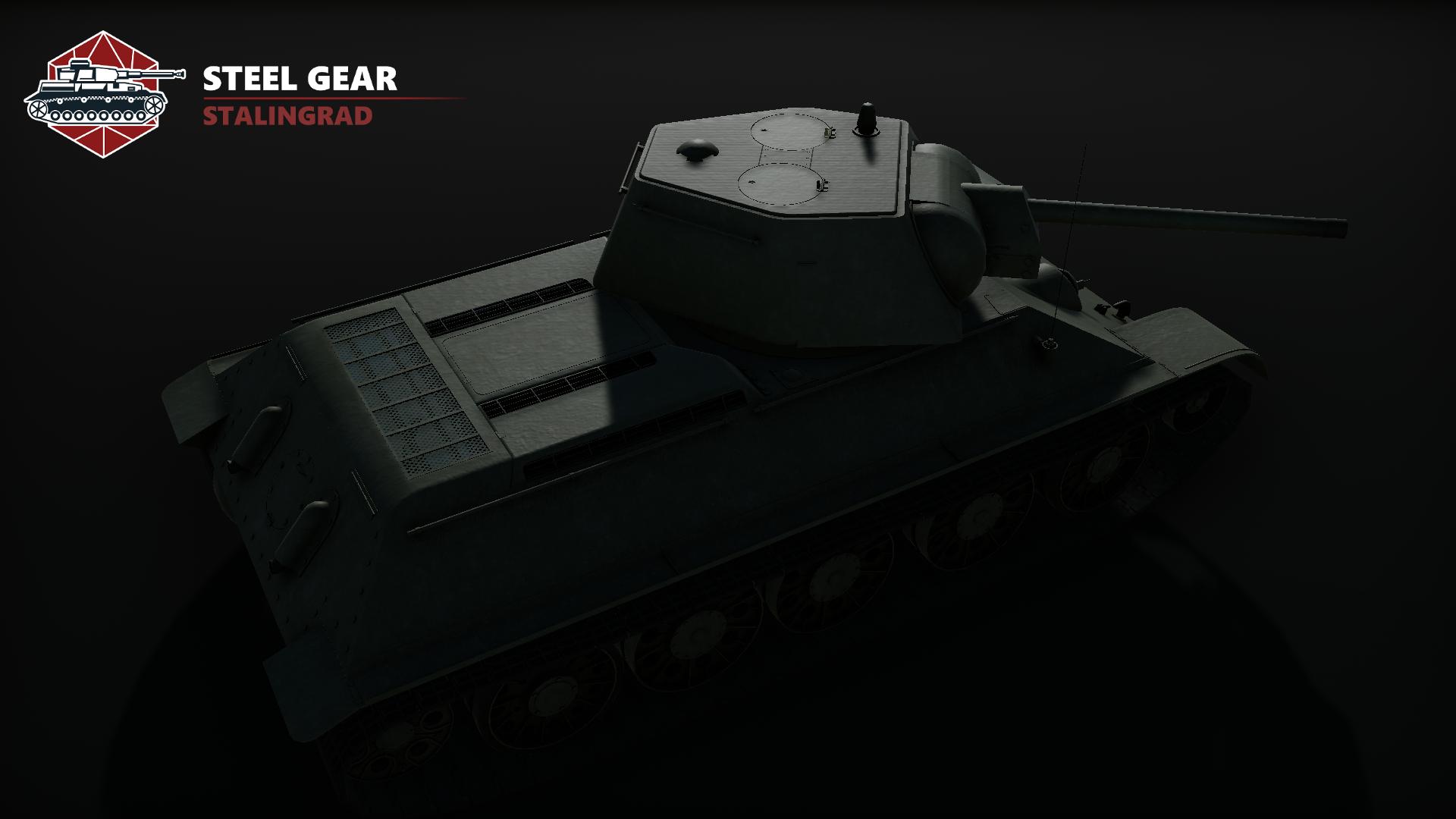 T 34 Profile 2
