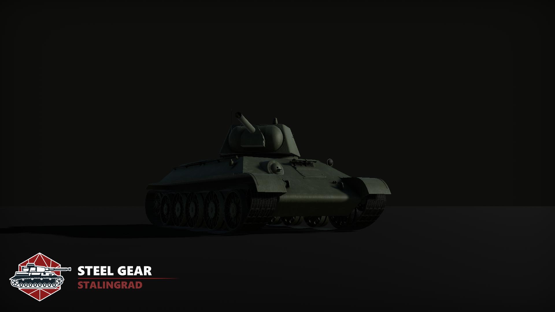 T 34 Profile 3