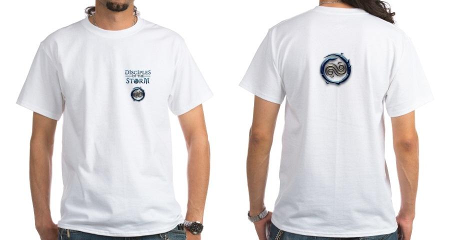Custom White TShirt