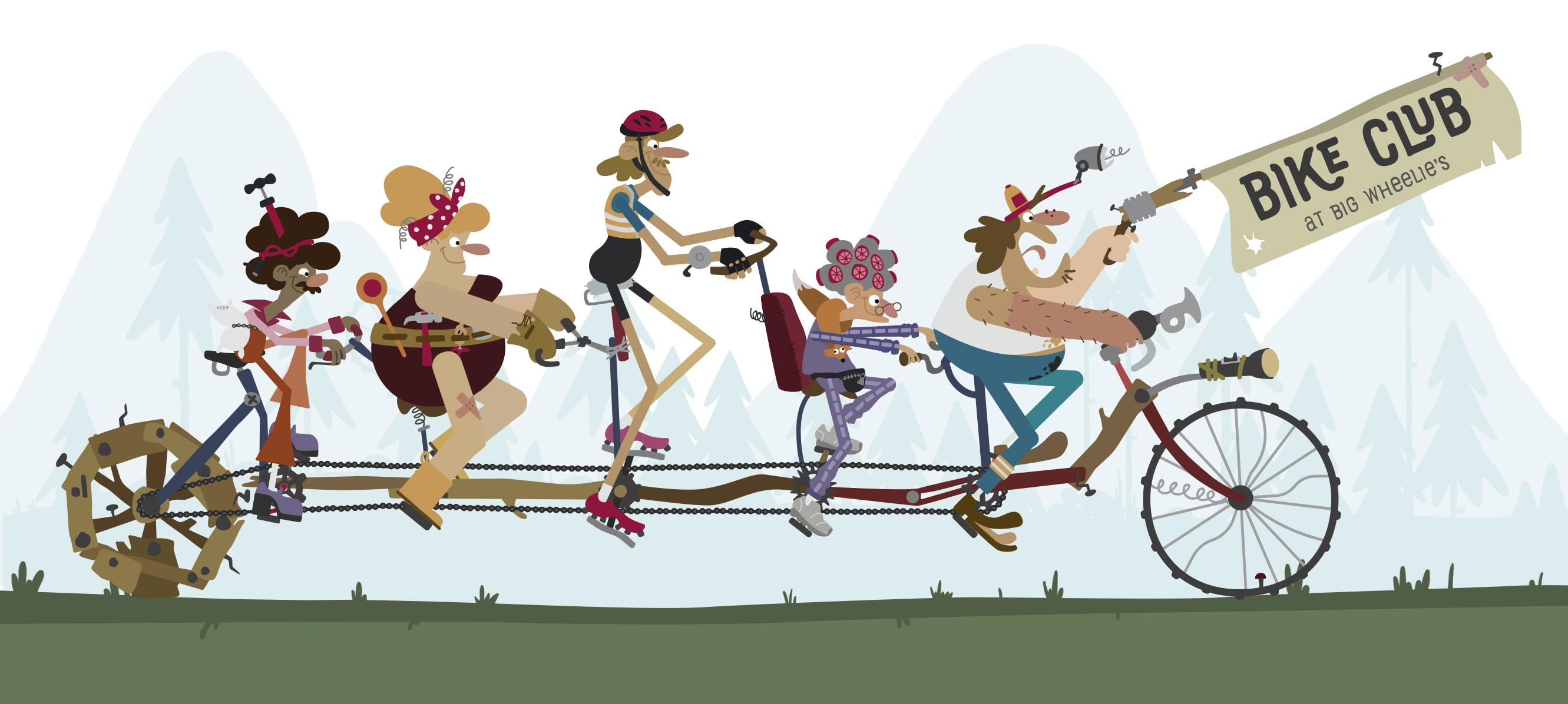 bike club 3