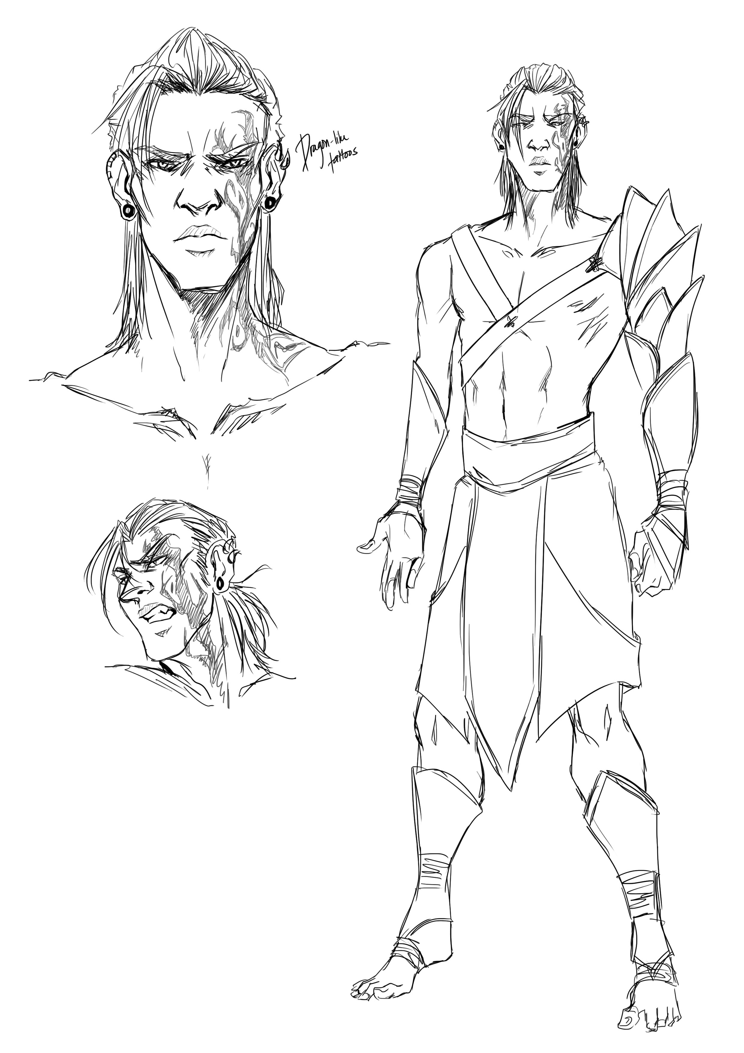 male wizard concept 01