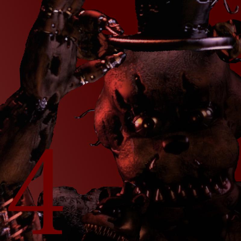 fnaf 4 nightmare freddy image - JasonSimesen - Indie DB