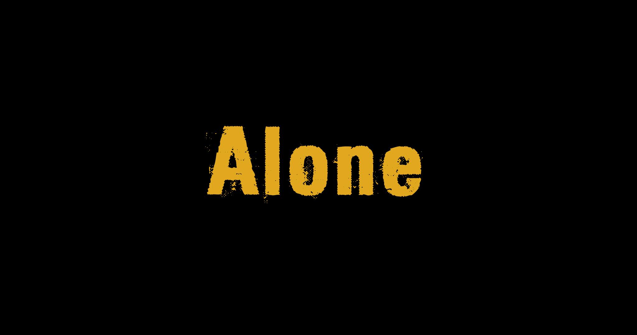 AloneTitle Test5