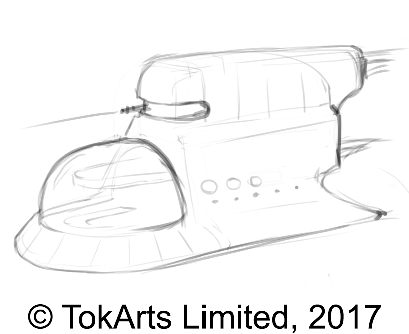 Daran Ship Design 1