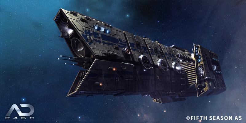AD2460 - InTech Battleship