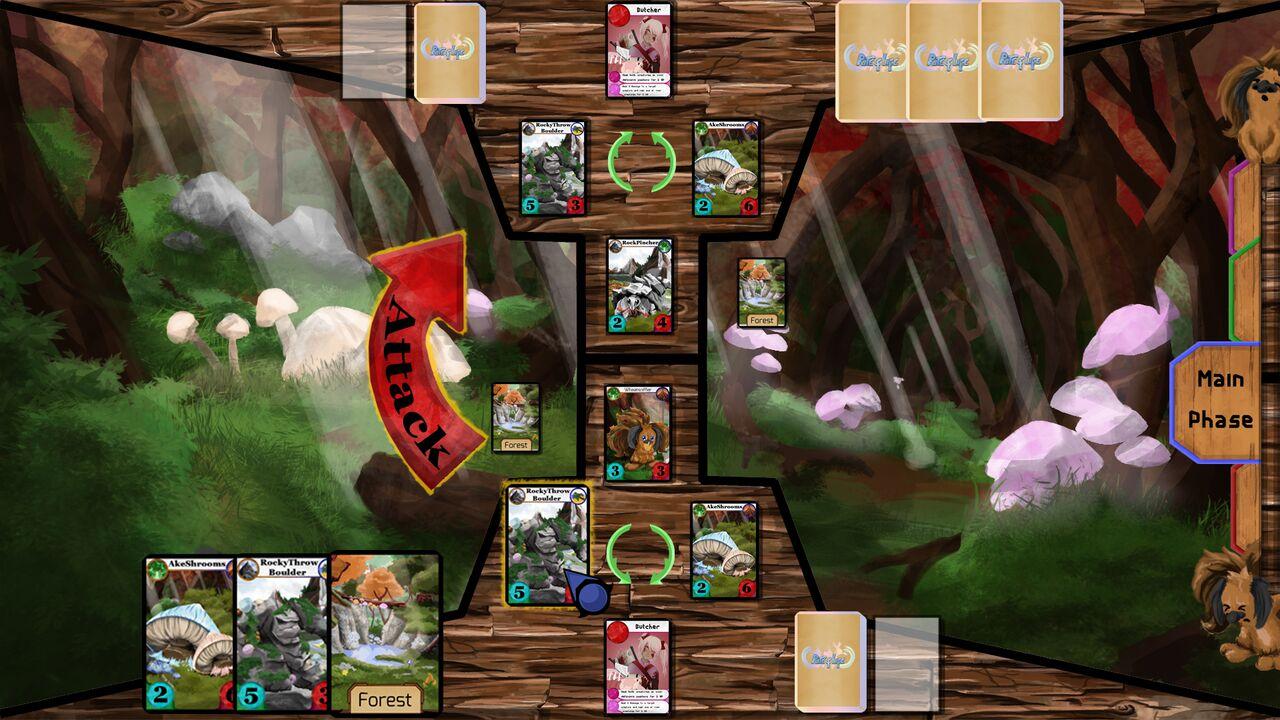 Roh-Tay-Shun Screenshot 1