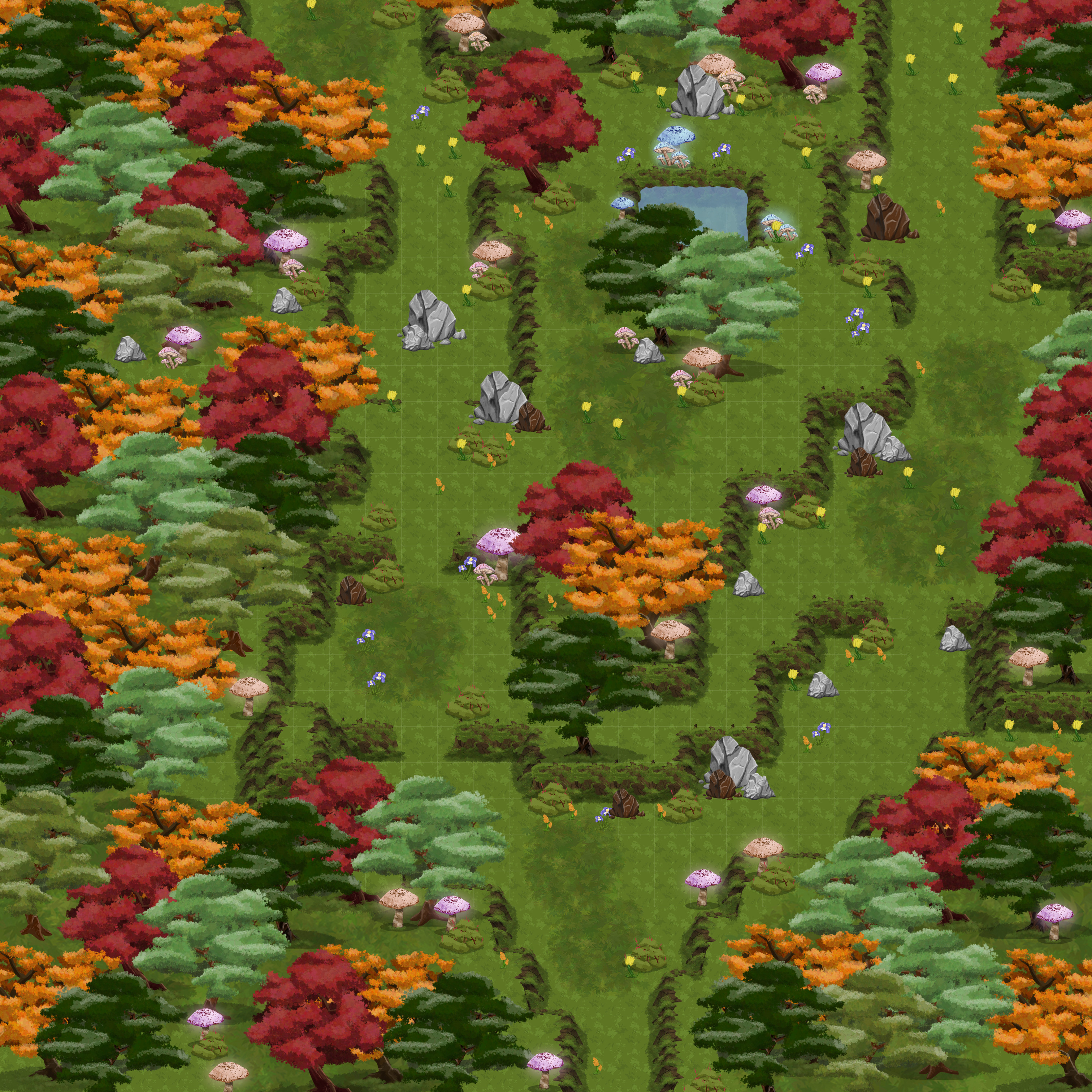 Example of Forest Overhaul