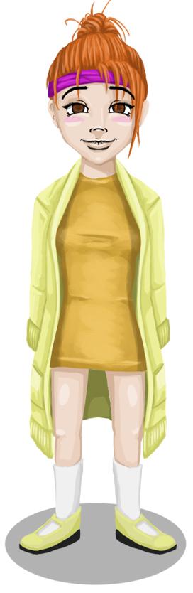 Petunia Traynor Sprite