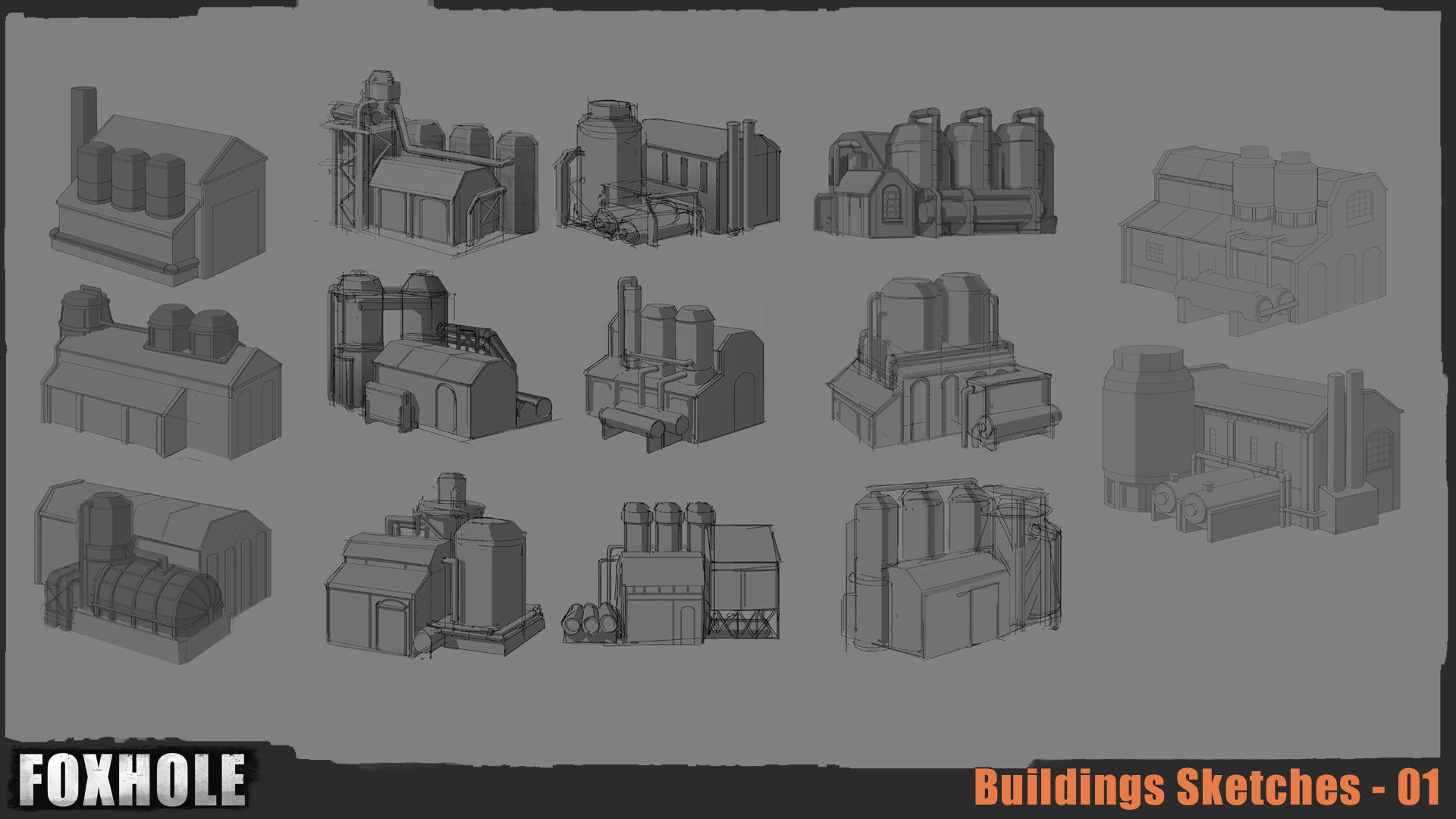 Building Sketches   01