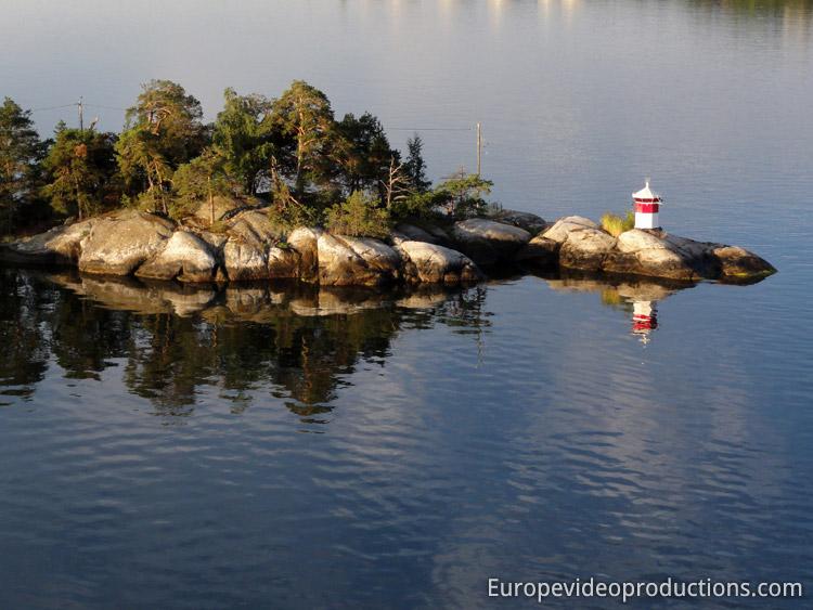 stockholm archipelago baltic sea