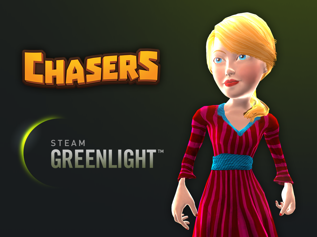 Vote for CHASERS on Steam Greenlight