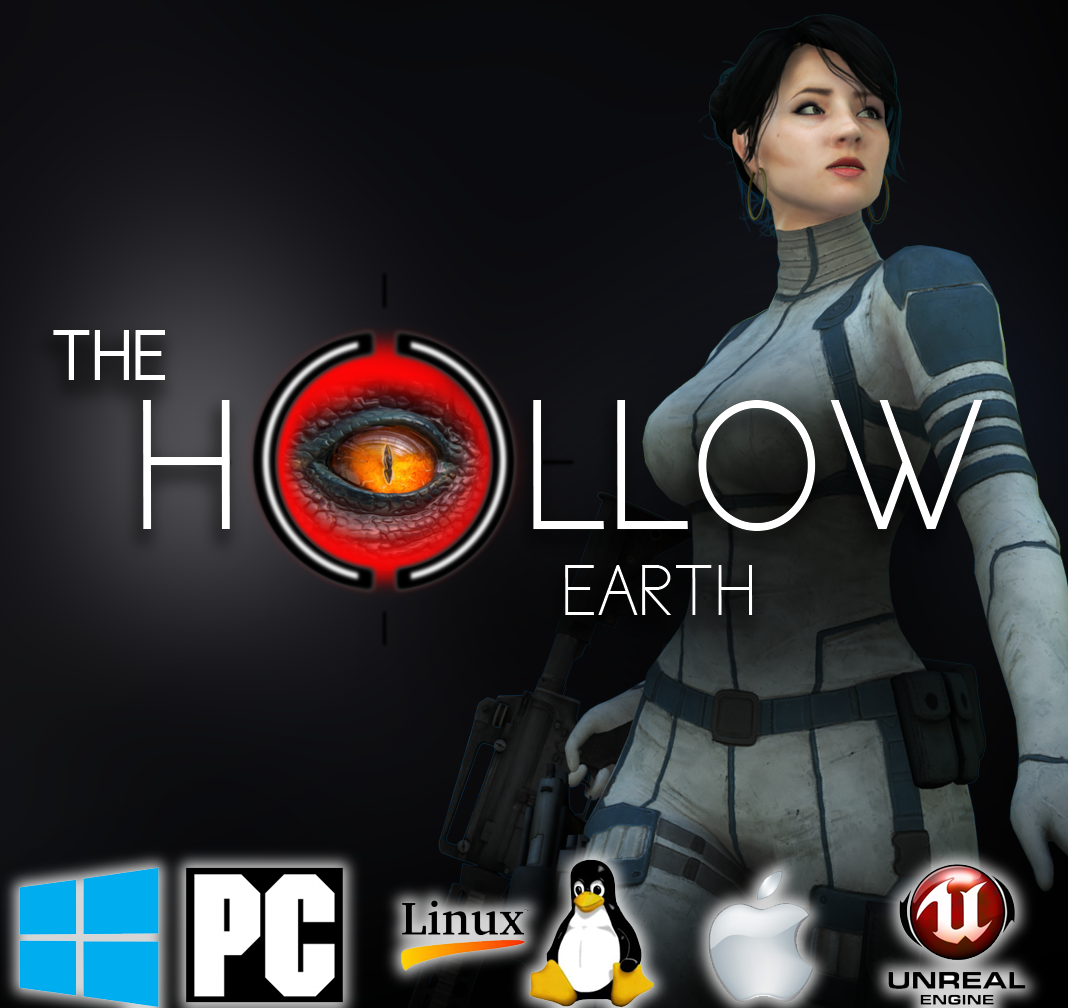the hollow earth poster 4 2