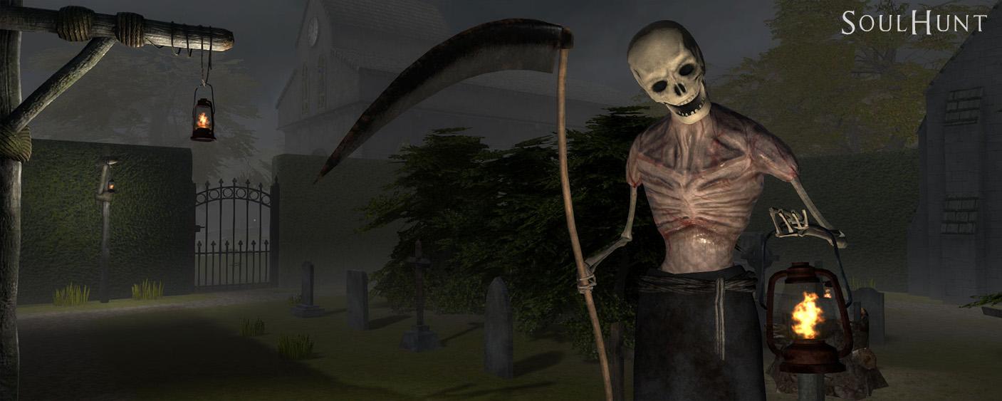 Reaper CloseUp