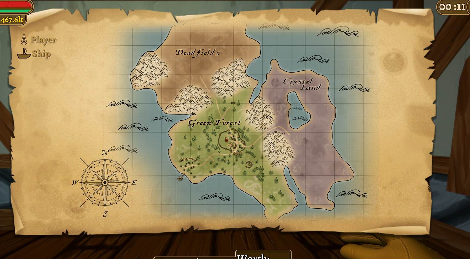 Shoppe Keep 2 Devlog 2 Unique Worlds And Maps News Mod Db