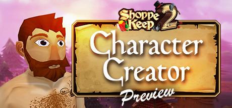 Shoppe Keep 2 Character Creator