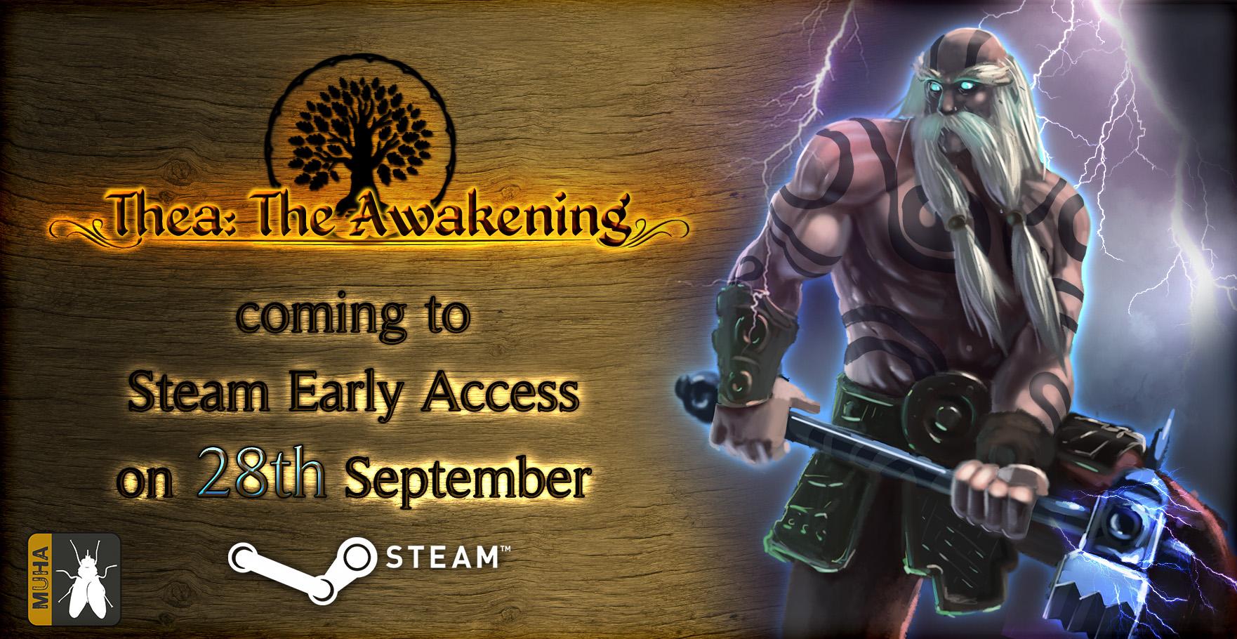 Thea: The Awakrning EarlyAccess