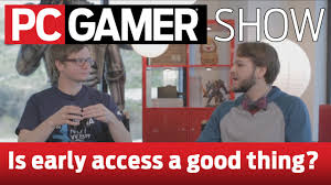 PC gamer's perspective