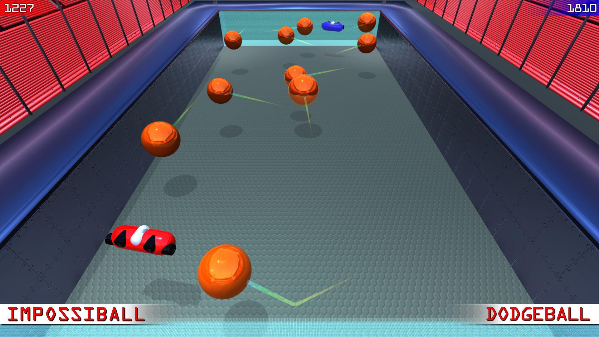 Dodgeball in Impossiball