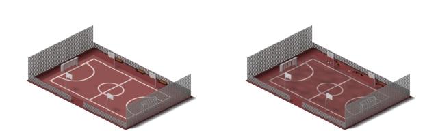 Football ground comparison