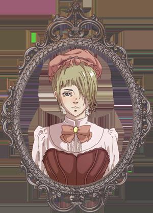 cupid character rosa