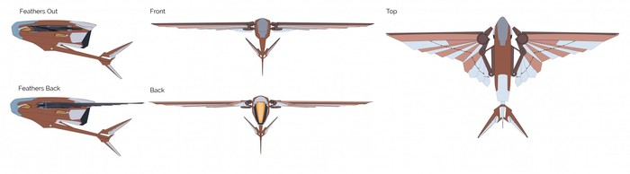 innerspace plane concept