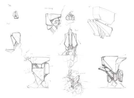 modular tower concept art polykn
