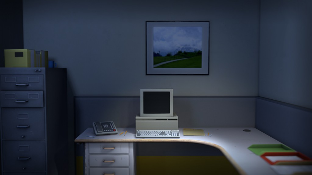 stanley parable innerspace polyk