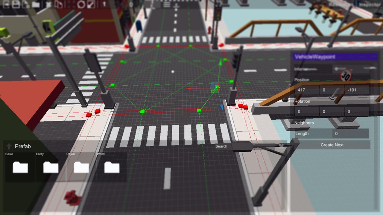 Autowaypointing