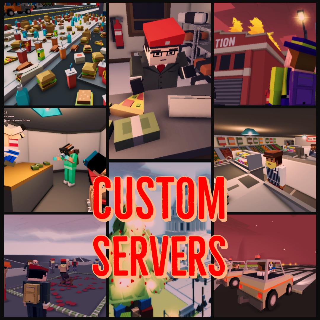 CustomServers