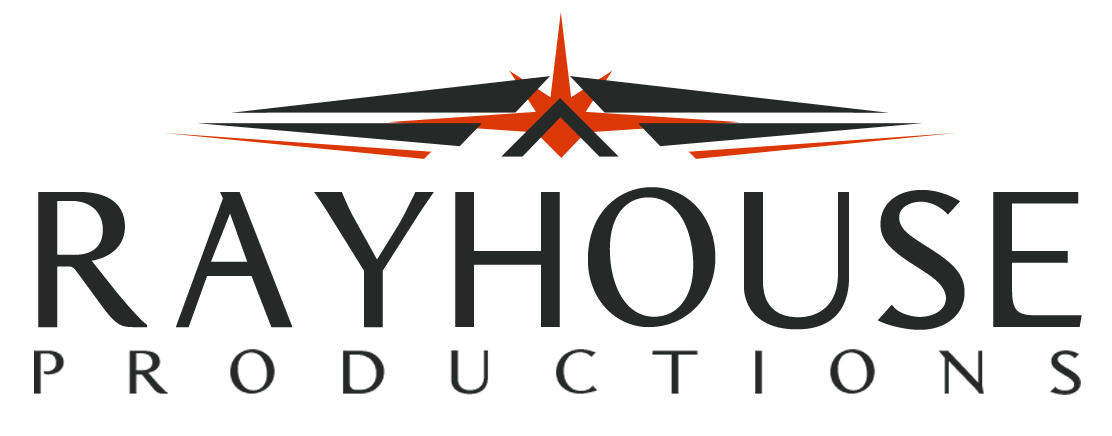 Rayhouse logo white 3
