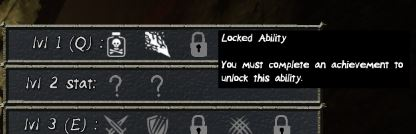 locked ability